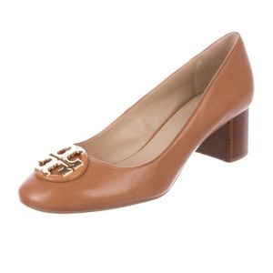 Brand new Tory Burch Block Heels